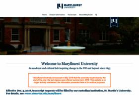 marylhurst.edu