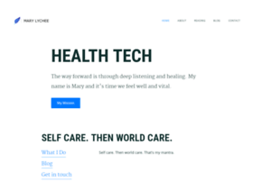 marylychee.com