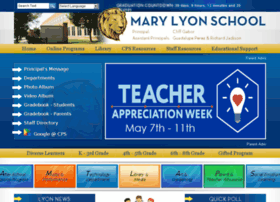 marylyonschool.com