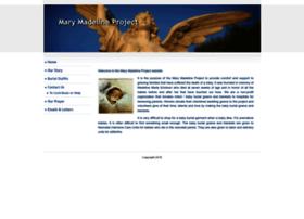marymadelineproject.org