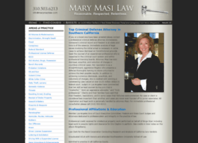 marymasilaw.com