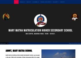 marymatha.org