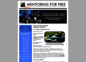 marymclean.mentoringforfree.com
