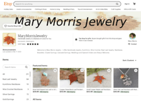marymorrisjewelry.etsy.com