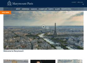 marymount.fr