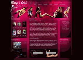 marysclub.com