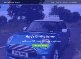 marysdrivingschool.co