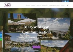marysemasse.com