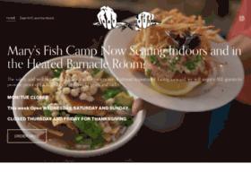 marysfishcamp.com