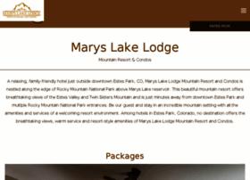maryslakelodge.com