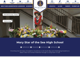marystarhigh.com