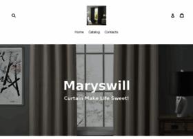 maryswill.com