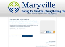maryvilleacademy.hrmdirect.com