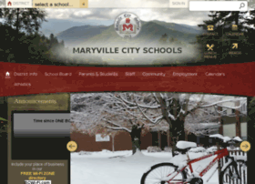 maryvillecityschools.k12.tn.us