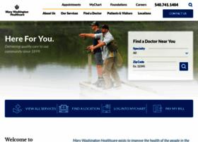 marywashingtonhealthcare.com