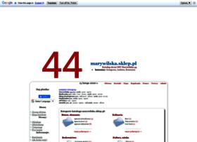 marywilska.sklep.pl