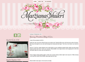marzianashukri.com