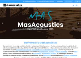masacoustics.it