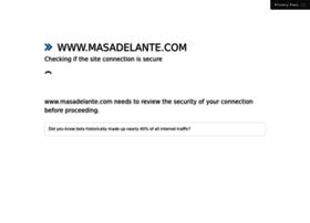 masadelante.com
