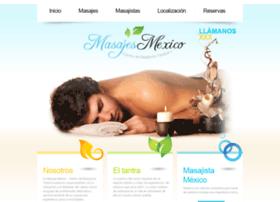 masajesmexico.com