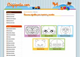 mascaras.chiquipedia.com