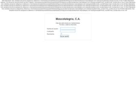 mascotalegria.com.ve