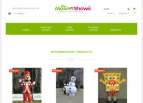 mascotshows.de