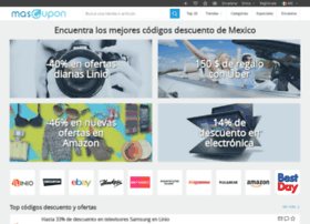 mascupon.com.mx
