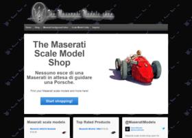 maserati-models.com