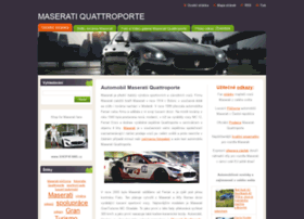 maserati-quattroporte.webnode.cz