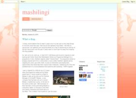 mashilingi.blogspot.com