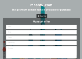 mashw.com