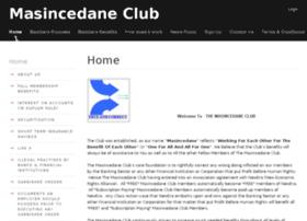 masincedaneclub.co.za