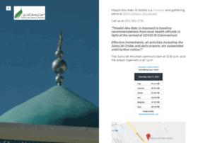 masjidabubakralsiddiq.org