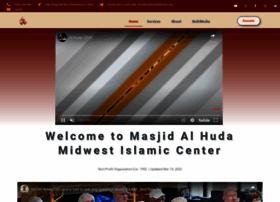 masjidalhuda.org