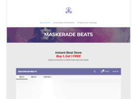 maskeradebeats.com