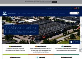 maskinarbeten.se