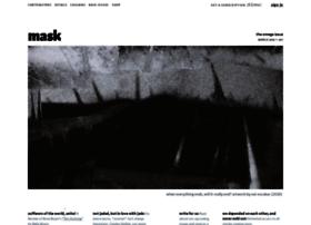 maskmagazine.com