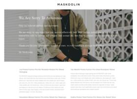 maskoolin.com
