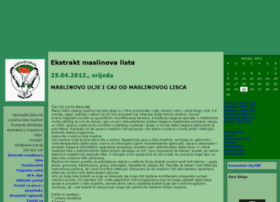 maslinovlist.blog.hr