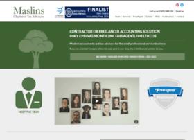 maslins.co.uk