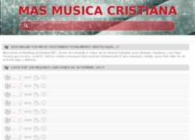 masmusicacristiana.net