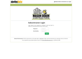 masondixoncontractors.pipelinesuite.com