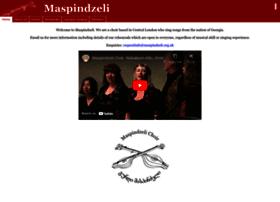 maspindzeli.org.uk