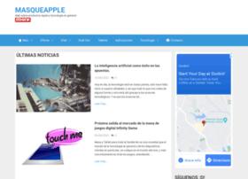 masqueapple.com