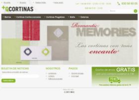 masquecortinas.com