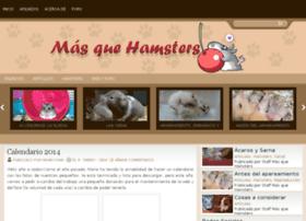 masquehamsters.com