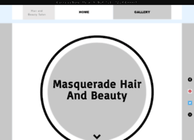 masqueradehairandbeauty.co.uk