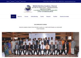 massa-academy-chennai.org