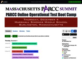 massachusettsparccsummit2014.sched.org